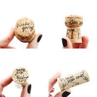Little Traditions: Wine Cork Memories - This made me think of you, @Michelle Howell Moinian-Yates. (Friendsgiving!!)