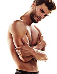 Jamie Dornan. aka the huntsman/ Sheriff of Storybrook in 'Once Upon A time', and most recently... The new Christian Grey.
