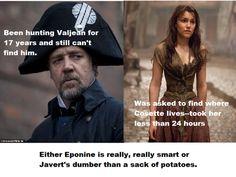 Poor javert...