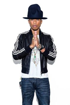 2d3afb037fd The first adidas Originals x Pharrell Williams products will debut in the  Summer of This is ...
