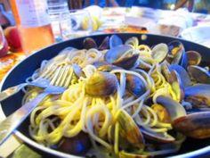Segreti per cucinare un buon piatto di spaghetti con la vongole