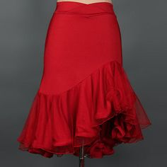 Latin-Dance-Dress-salsa-tango-Cha-cha-Ballroom-Competition-Dance-Dress-Skirt