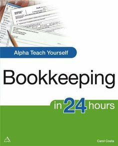 Alpha Teach Yourself Bookkeeping In 24 Hours By
