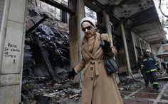 Reuters 4 Athens, Coat, Greek, Jackets, History, Photography, Minimum Wage, Down Jackets, Sewing Coat