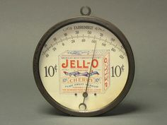 Wonderful Antique Jello Round Advertising by TheIowaBarn on Etsy, $248.00