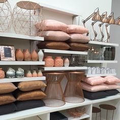 Our obsession with copper and pastels continues with so many new season homewares in store now so you can create the home you love #ozdesign #ozdesignfurniture #homefurnishings #homewares #living #luxeinteriors #interiors #homedecor #wallart #mirrors #cushions #stools #decorator #newseason #vases #lamps #mirrors #clocks #style #design #copper #pastels #peach #pink #interiordesign #interiordesign #L4L #F4F