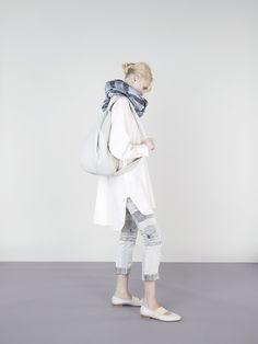 issey miyake clothing collections | ISSEY MIYAKE PRE SPRING 13 #29