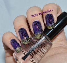 Nails by Malinka: COTM Glitter