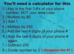 Try this, it's cool!