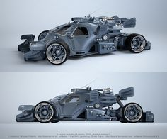 'TurboHybrid 02' by Zhivko Popov 1000px X 833px