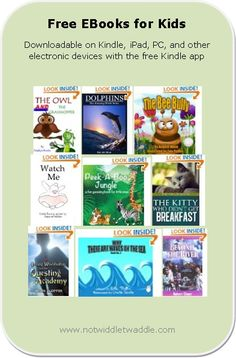 Lots of picture books on today's list of free eBooks including a new Little Bunny book!