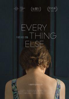<다른 모든 것들 everything else> 포스터 리디자인 - 그래픽 디자인 Cinema Film, Cinema Posters, Film Posters, Typo Poster, Poster Layout, Film Poster Design, Graphic Design Posters, Movie Poster Size, Film Story