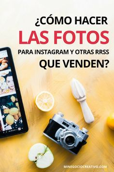 ¿Cómo hacer las fotos para Instagram y otras RRSS que venden? #fotografia #emprendimiento #instagram #artesania #negocio