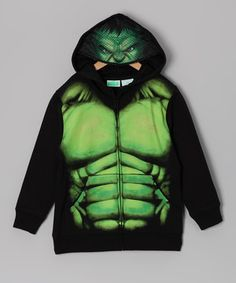 This cozy hoodie is the perfect layer for little superheroes who have a caper to solve on a chilly day. It's well-crafted from a soft cotton blend so it's ready to take on any adventure in comfort and style.