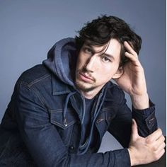 Adam Driver for Gap's new men's campaign