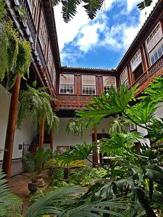 patio canario en La Laguna by Pepe Rodríguez, Tenerife Canaries Tenerife, Bay Of Biscay, Canario, Canary Islands, Places Ive Been, Cool Pictures, Beautiful Places, Spain, Google