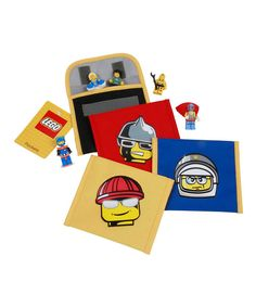 Look at this LEGO City Pocket Set on #zulily today!