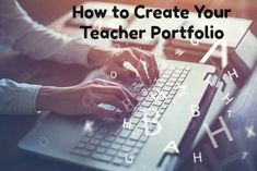 A teacher portfolio is an essential part of your job interview. It provides evidence of your abilities and supports your interview answers. How to present a professional teaching portfolio. Make Money Writing, Writing Tips, How To Make Money, Start Writing, Creative Writing, Marketing Digital, Content Marketing, Online Marketing, Marketing News