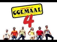 Golmal 4 full hd video trailer free download and watch