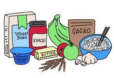 Because your gut bacteria's gotta eat too. #greatist https://greatist.com/eat/gut-health-diet