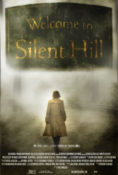Silent Hill (2006) Rose takes her adopted daughter, Sharon, to Silent Hill to find out why the ghost town has been appearing in the girl's nightmares. When Sharon goes missing after a car crash, Rose sets off on a hellish search to find her.  Radha Mitchell, Laurie Holden, Sean Bean...TS horror