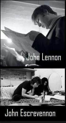 John estudioso...