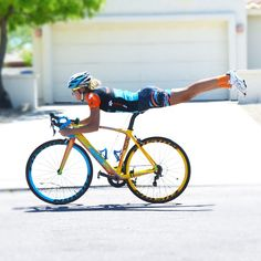 """""""post ride plankin' bike: @fusioncycles photo cred: @reganfusioncycles"""""""