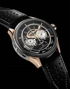Jaeger-LeCoultre's Astin Martin AMVOX2 DBS $34,000 watch is the CAR KEY!!!!!!
