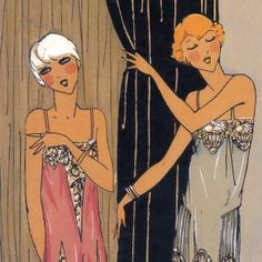 Vintage Vogue Posters | Vintage Venus: Vintage Art Deco Fashion Prints