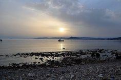 Murcia y sus barquitos de pescadores