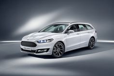 2017 Ford Mondeo Vignale Estate Car