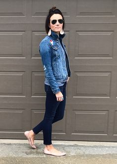 Everyday Style from Modest Fashion Blogger and Mom Kilee Nickels, Love her real life street style outfit of the day ideas.