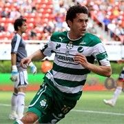 Herculez Gomez--First American to lead foreign league in goals scored