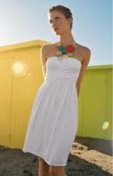 Vestidos mujer boda playa