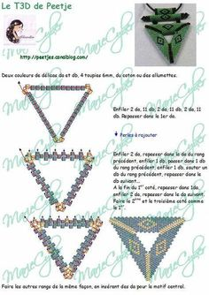 off loom beading techniques Seed Bead Patterns, Beaded Jewelry Patterns, Bracelet Patterns, Beading Patterns, Loom Patterns, Embroidery Patterns, Beading Techniques, Beading Tutorials, Beading Ideas