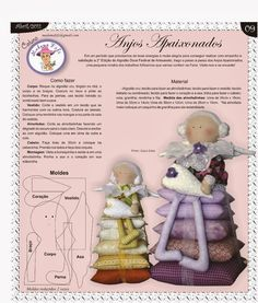 Doll Crafts, Diy Doll, Sewing Dolls, Sew On Patches, Soft Dolls, Doll Patterns, Pin Cushions, Doll Clothes, Diy Projects