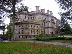 Newport Mansions (RI) - The Elms
