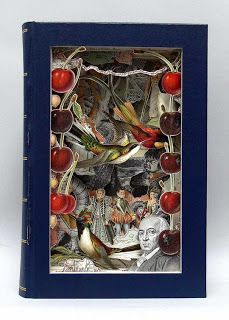 ECOMANIA BLOG: El Arte de Reciclar Libros, 4ª Parte