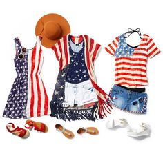 Stars & stripes all over | rue21 #MeadowbrookMall