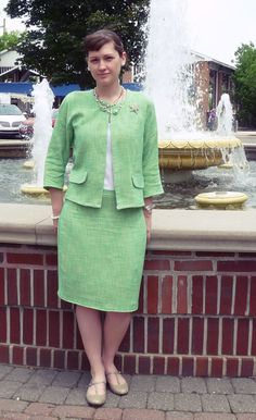 """The """"I'll Never Get To Be QE3″ Suit 