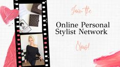 Online Personal Stylist Network - Online Personal Stylist Fashion Marketing, Influencer Marketing, Personal Stylist, Digital Marketing, Stylists, Fashion Designers