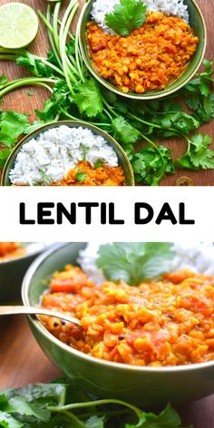 Rich, nourishing and delicious - this Vegan Red Lentil Dal is love at first bite. Come and enjoy comfort food at its tastiest! Lentil Dal Recipe, Vegan Lentil Recipes, Best Vegan Recipes, Other Recipes, Great Recipes, Lentil Dishes, Cooking For A Crowd, Fresh Coriander, Family Gatherings