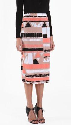 Tribal Tibi dress....love