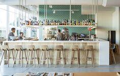 Barra restaurante Emocions - DyD interiorismo