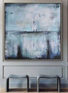 Original abstract painting canvas art large contemporary art