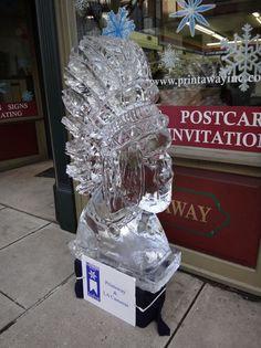 Chambersburg Icefest 2013