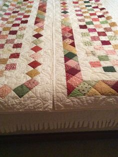 Just love a quilt after it s first bath. Thank you Darby for your wonderful  quilting c1ce2d85402d