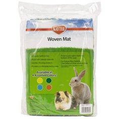 SMALL ANIMAL - CAGE ACCESSORY - COLOR NEST MAT - LARGE - CENTRAL - SUPER PET/PETs INTL - UPC: 45125612769 - DEPT: SMALL ANIMAL PRODUCTS