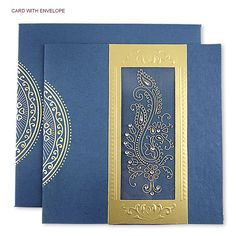 An elegant paisley wedding by Invitations Invitations Muslim Wedding Cards, Indian Wedding Invitation Cards, Wedding Invitation Suite, Elegant Wedding Invitations, Invitation Design, Wedding Card Design Indian, Indian Wedding Cards, Bengali Wedding, Paisley Wedding