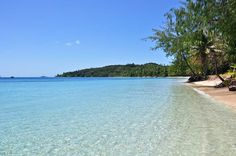 Blue Lagoon Beach, Fiji